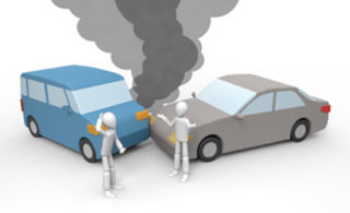 交通事故とむち打ち損傷