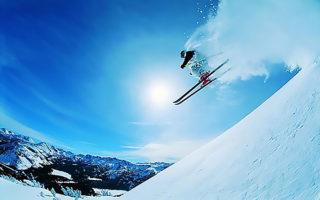 スキーターンと骨盤のバランス