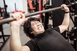 ベンチプレスと障害 肩の障害について1