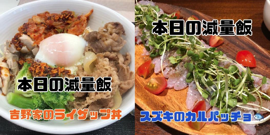 カトセイトパーフェクトレーニング減量飯公開